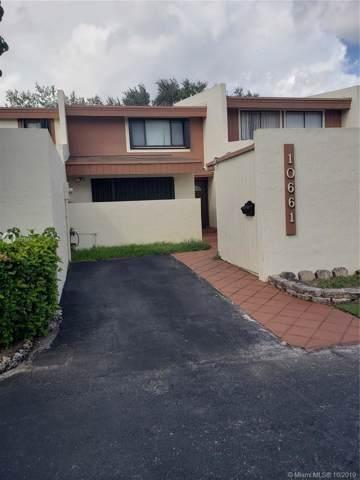 10661 SW 79th Ter, Miami, FL 33173 (MLS #A10759013) :: Grove Properties