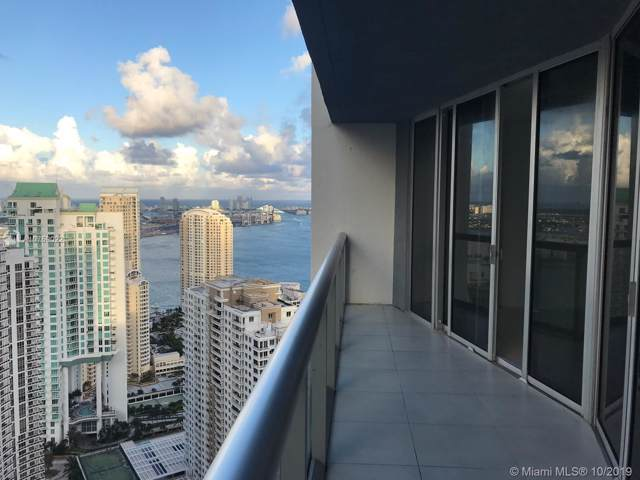 495 Brickell Ave #4506, Miami, FL 33131 (MLS #A10759022) :: Berkshire Hathaway HomeServices EWM Realty