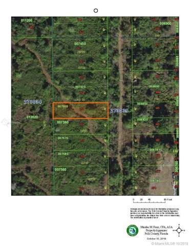 0 Wilson Ave, Other City - In The State Of Florida, FL 33859 (MLS #A10759026) :: Grove Properties