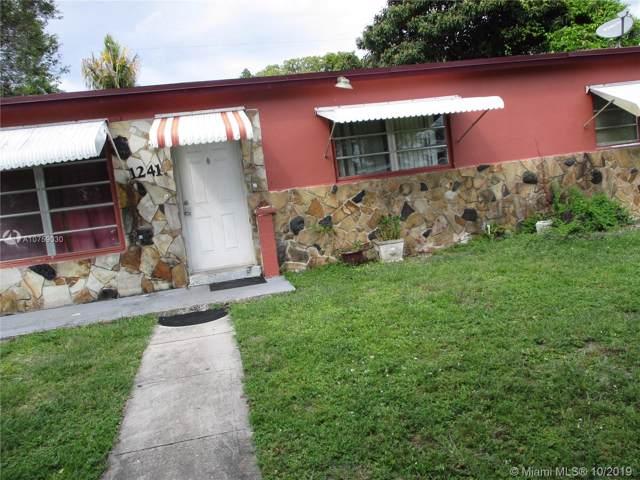 1241 NE 214th St, Miami, FL 33179 (MLS #A10759030) :: Grove Properties