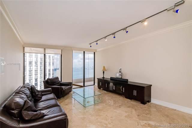555 NE 15th St 30D, Miami, FL 33132 (MLS #A10759032) :: Grove Properties