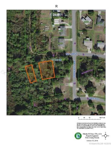 0 Roosevelt Ave, Other City - In The State Of Florida, FL 33859 (MLS #A10759075) :: Grove Properties