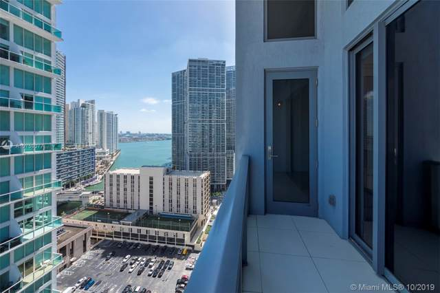 31 SE 6th St #2706, Miami, FL 33131 (MLS #A10759077) :: Berkshire Hathaway HomeServices EWM Realty