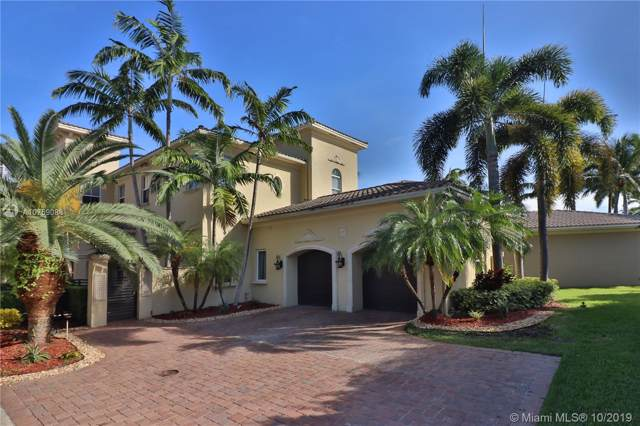 1335 Hatteras Ct, Hollywood, FL 33019 (MLS #A10759088) :: Green Realty Properties