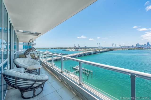 540 West Ave #1112, Miami Beach, FL 33139 (MLS #A10759142) :: Green Realty Properties