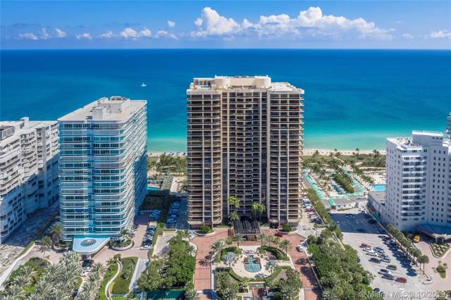 9999 Collins Ave 8A, Bal Harbour, FL 33154 (MLS #A10759155) :: Green Realty Properties