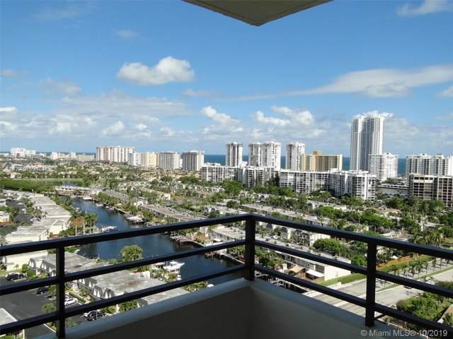 2500 Parkview Dr #1911, Hallandale, FL 33009 (MLS #A10759184) :: Grove Properties