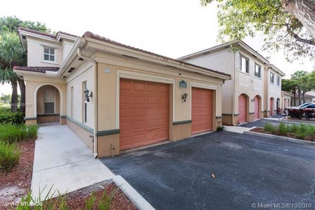 2452 Centergate Dr #202, Miramar, FL 33025 (MLS #A10759190) :: ONE   Sotheby's International Realty