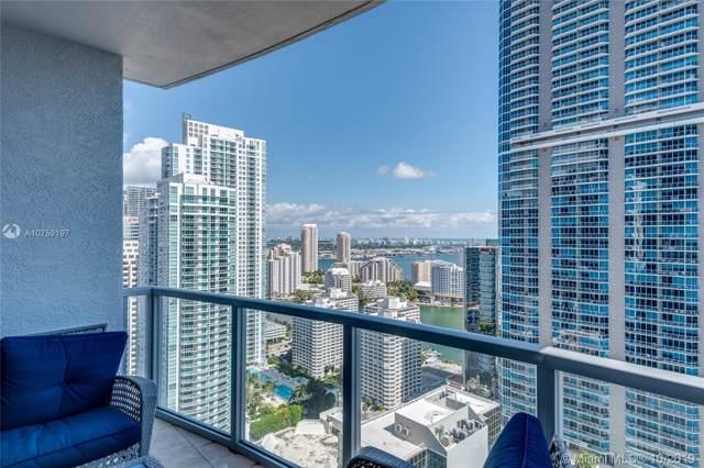 1060 Brickell Ave #3703, Miami, FL 33131 (MLS #A10759197) :: The Riley Smith Group