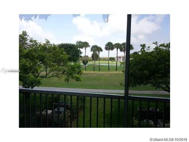 850 SW 133rd Ter 206B, Pembroke Pines, FL 33027 (MLS #A10759202) :: Albert Garcia Team