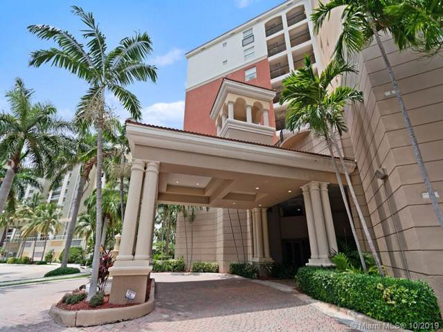17100 N Bay Rd #1214, Sunny Isles Beach, FL 33160 (MLS #A10759215) :: Grove Properties