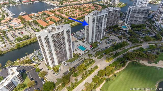 3675 N Country Club Dr #1106, Aventura, FL 33180 (MLS #A10759219) :: The Adrian Foley Group