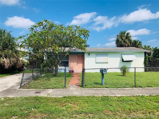 1205 Alpha St, West Palm Beach, FL 33401 (MLS #A10759288) :: The Rose Harris Group