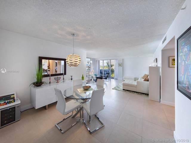 1500 Bay Rd 440S, Miami Beach, FL 33139 (MLS #A10759293) :: Patty Accorto Team