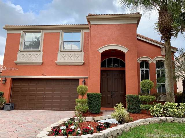 4911 SW 165th Ave, Miramar, FL 33027 (MLS #A10759392) :: ONE   Sotheby's International Realty