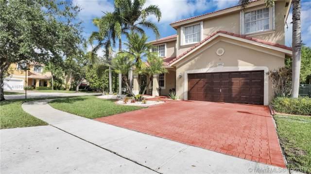 16447 SW 1st Ct, Pembroke Pines, FL 33027 (MLS #A10759399) :: Green Realty Properties