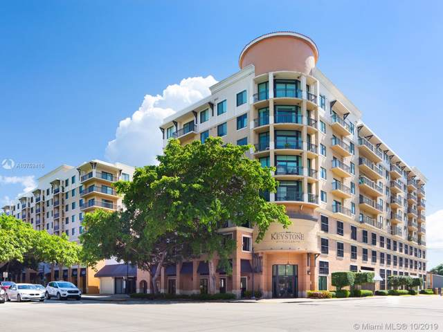 3590 Coral Way #509, Miami, FL 33145 (MLS #A10759416) :: Grove Properties