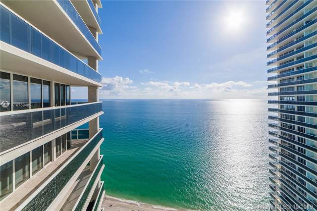 1800 S Ocean Dr #3305, Hallandale Beach, FL 33009 (MLS #A10759482) :: GK Realty Group LLC