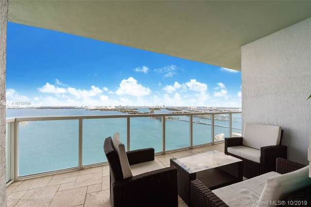 1900 N Bayshore Dr #3101, Miami, FL 33132 (MLS #A10759568) :: Green Realty Properties