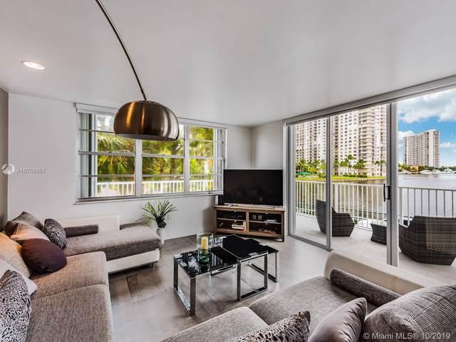 2851 NE 183rd St 217E, Aventura, FL 33160 (MLS #A10759601) :: RE/MAX Presidential Real Estate Group
