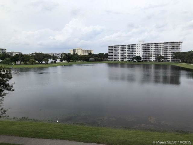 2751 N Palm Aire Dr #407, Pompano Beach, FL 33069 (MLS #A10759615) :: The Erice Group