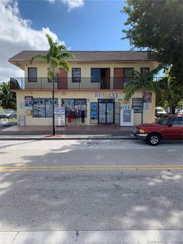 805 Palm Ave, Hialeah, FL 33010 (MLS #A10759659) :: Albert Garcia Team