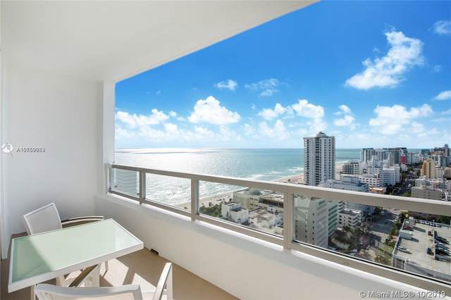 4401 Collins Ave 2606&2608, Miami Beach, FL 33140 (MLS #A10759683) :: Berkshire Hathaway HomeServices EWM Realty