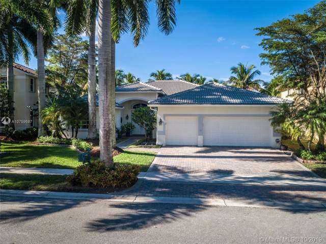 1762 Harbor Pointe Circle, Weston, FL 33327 (MLS #A10759687) :: Green Realty Properties