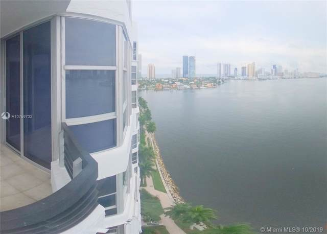 3600 Mystic Pointe Dr #1801, Aventura, FL 33180 (MLS #A10759732) :: The Riley Smith Group