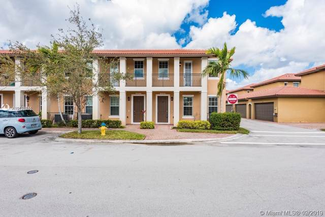 14703 SW 11th Ct #14703, Pembroke Pines, FL 33027 (MLS #A10759746) :: The Riley Smith Group