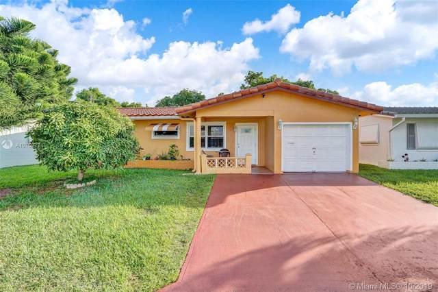 4610 NW 48th St, Tamarac, FL 33319 (MLS #A10759774) :: Castelli Real Estate Services
