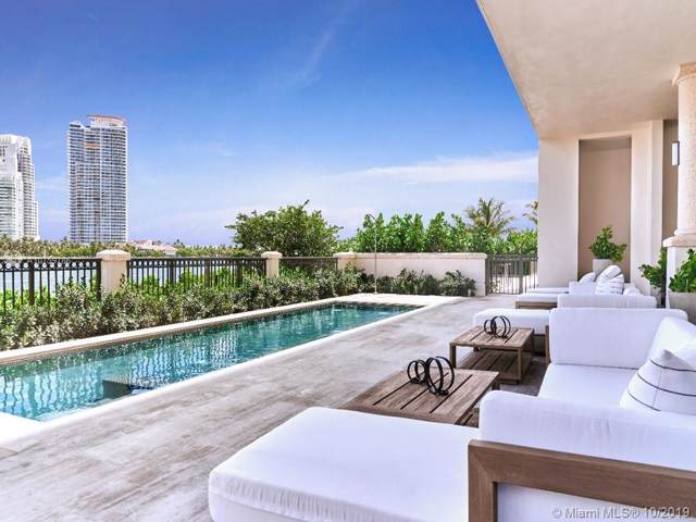 6811 Fisher Island Dr #6811, Miami Beach, FL 33109 (MLS #A10759786) :: Albert Garcia Team