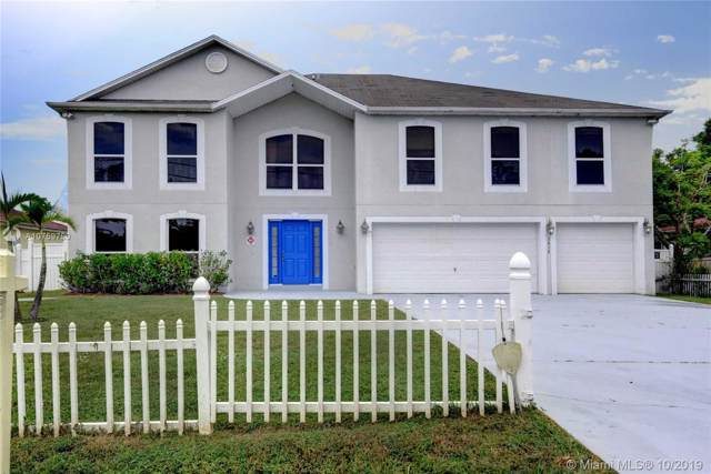 3418 SW Savona Blvd, Port Saint Lucie, FL 34953 (MLS #A10759790) :: The Paiz Group