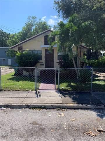 38 NW 53rd St, Miami, FL 33127 (MLS #A10759803) :: Grove Properties