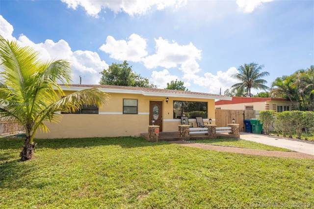 6432 SW 21st St, Miramar, FL 33023 (MLS #A10759873) :: RE/MAX Presidential Real Estate Group