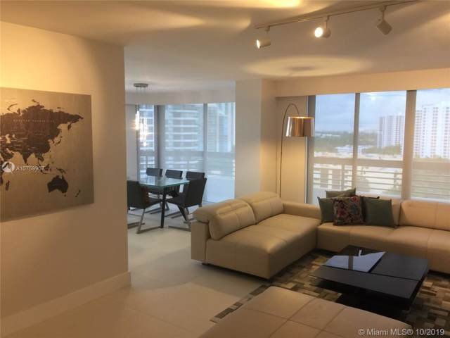 3500 Mystic Pointe Dr #1401, Aventura, FL 33180 (MLS #A10759907) :: RE/MAX Presidential Real Estate Group