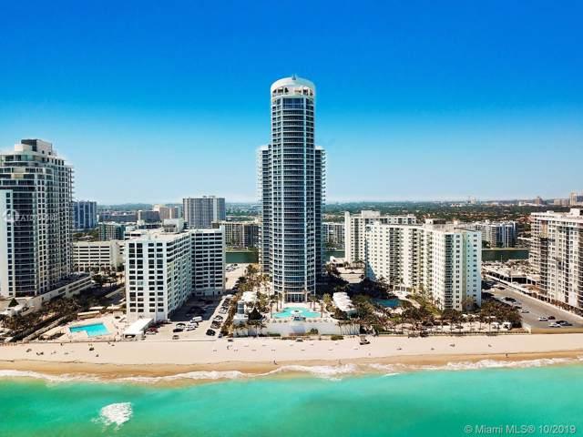 3101 S Ocean Dr #1103, Hollywood, FL 33019 (MLS #A10759989) :: Green Realty Properties