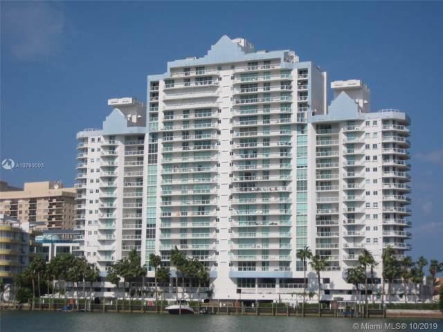5900 Collins #1403, Miami Beach, FL 33140 (MLS #A10760003) :: Albert Garcia Team