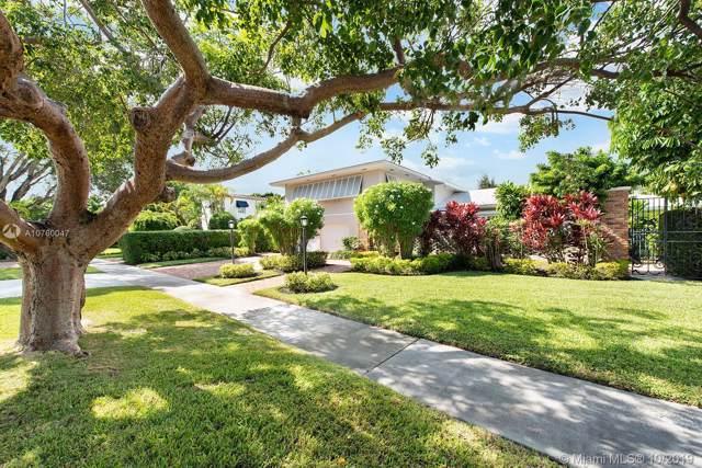 9780 NE 5th Ave Rd, Miami Shores, FL 33138 (MLS #A10760047) :: Berkshire Hathaway HomeServices EWM Realty