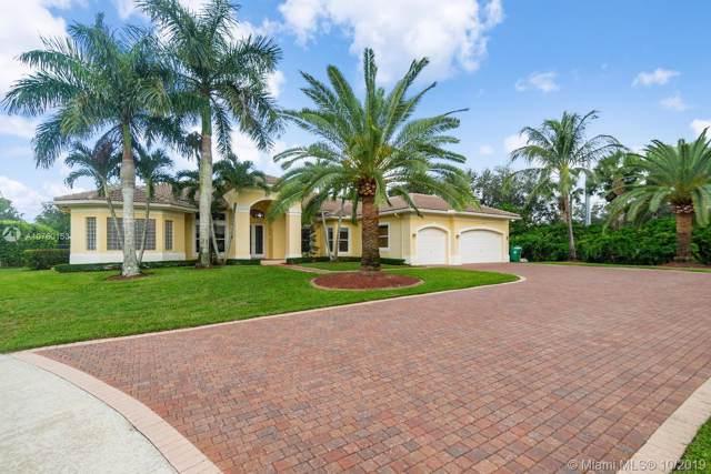 15374 SW 34th St, Davie, FL 33331 (MLS #A10760153) :: GK Realty Group LLC