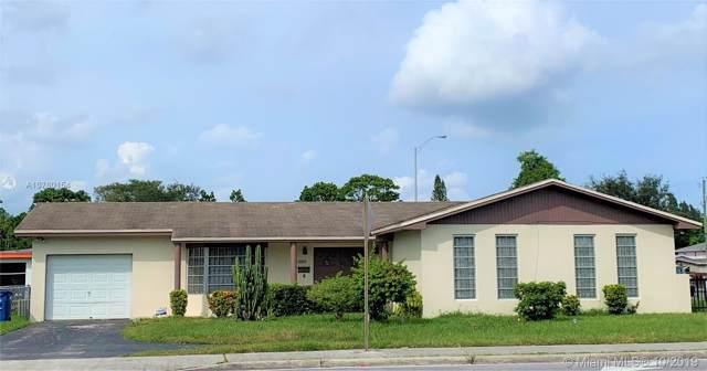 2201 NW 175th St, Miami Gardens, FL 33056 (MLS #A10760154) :: Berkshire Hathaway HomeServices EWM Realty