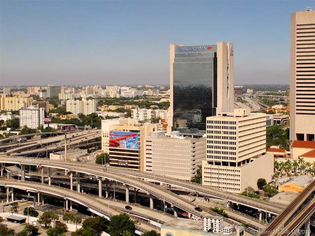 90 SW 3rd St #2706, Miami, FL 33130 (MLS #A10760185) :: The Adrian Foley Group