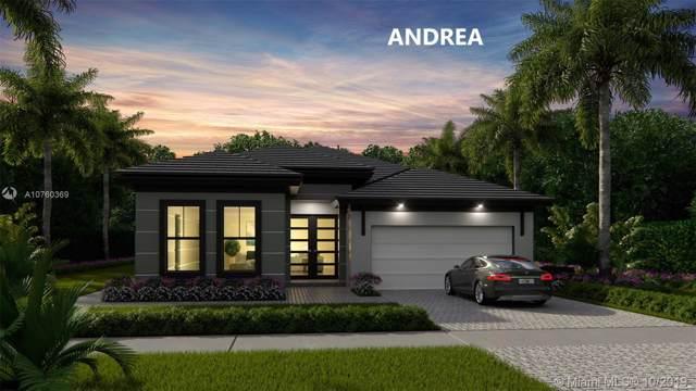 29128 SW 165TH AVE, Homestead, FL 33157 (MLS #A10760369) :: Albert Garcia Team