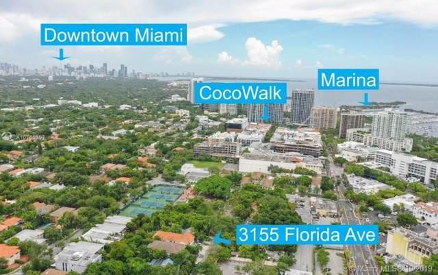 3155 Florida Ave, Miami, FL 33133 (MLS #A10760397) :: Castelli Real Estate Services
