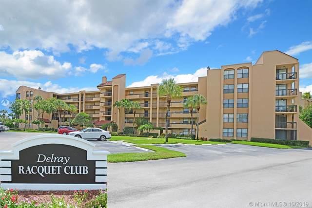 950 Egret Cir #5101, Delray Beach, FL 33444 (MLS #A10760417) :: Albert Garcia Team