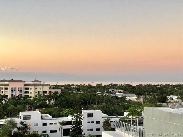575 Crandon Blvd #910, Key Biscayne, FL 33149 (MLS #A10760445) :: Lucido Global
