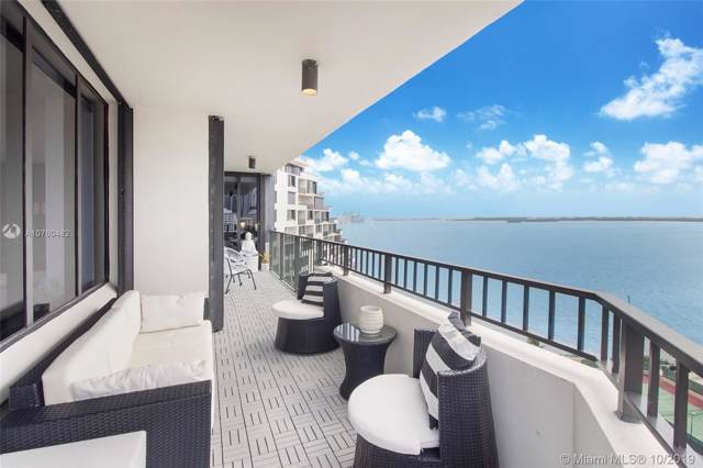 520 Brickell Key Dr A1815, Miami, FL 33131 (MLS #A10760482) :: RE/MAX Presidential Real Estate Group