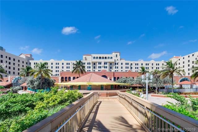101 N Ocean Dr #523, Hollywood, FL 33019 (MLS #A10760491) :: RE/MAX Presidential Real Estate Group