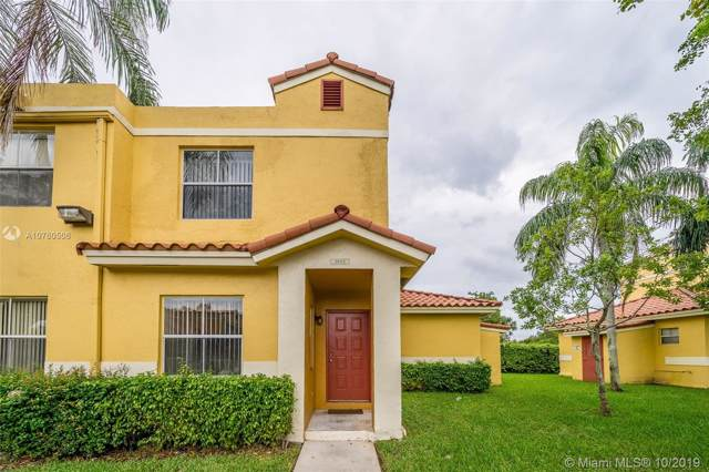 3832 nw 90 Ave #3840, Sunrise, FL 33351 (MLS #A10760506) :: The Teri Arbogast Team at Keller Williams Partners SW