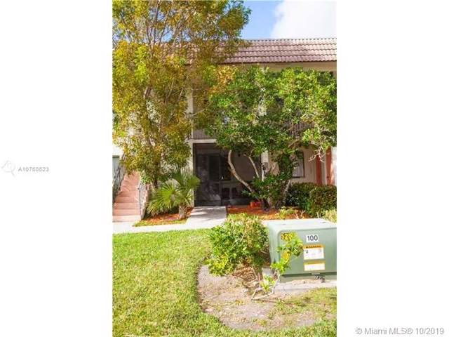 401 Lakeview Dr #104, Weston, FL 33326 (MLS #A10760523) :: GK Realty Group LLC